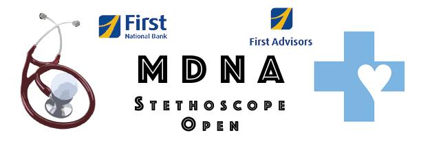 2018 Stethoscope Open Logo